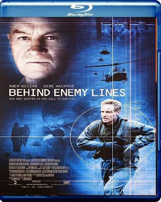 Behind Enemy Lines (2001) 480p 300MB BRRip Hindi Dubbed Dual Audio [Hindi + English] MKV