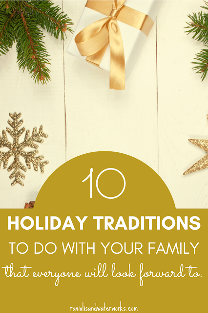 ten new christmas traditions to adopt