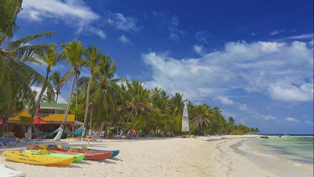 Conhecer praias de San Andrés no inverno