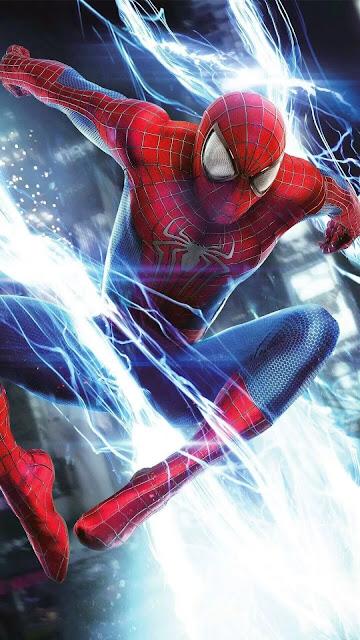 spiderman background hd