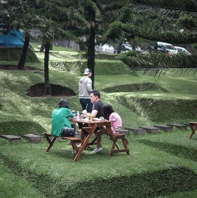 Lokasi, Harga Menu Soekapi Coffee Shop & Camping Ground Bogor