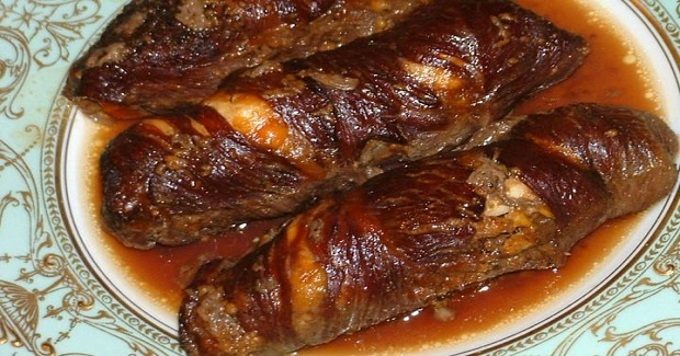 Morcon - Rolled Beef Recipe