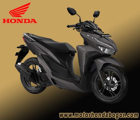 Mau Kredit Motor Honda Vario 150 Bogor