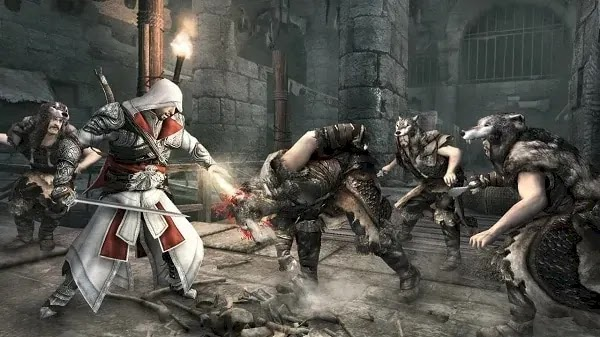 Sequence List of the Assassin's Creed Brotherhood