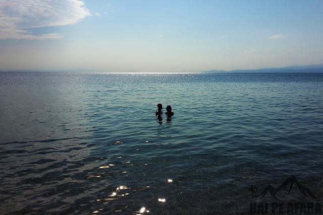 Baie la Platana Beach Thassos