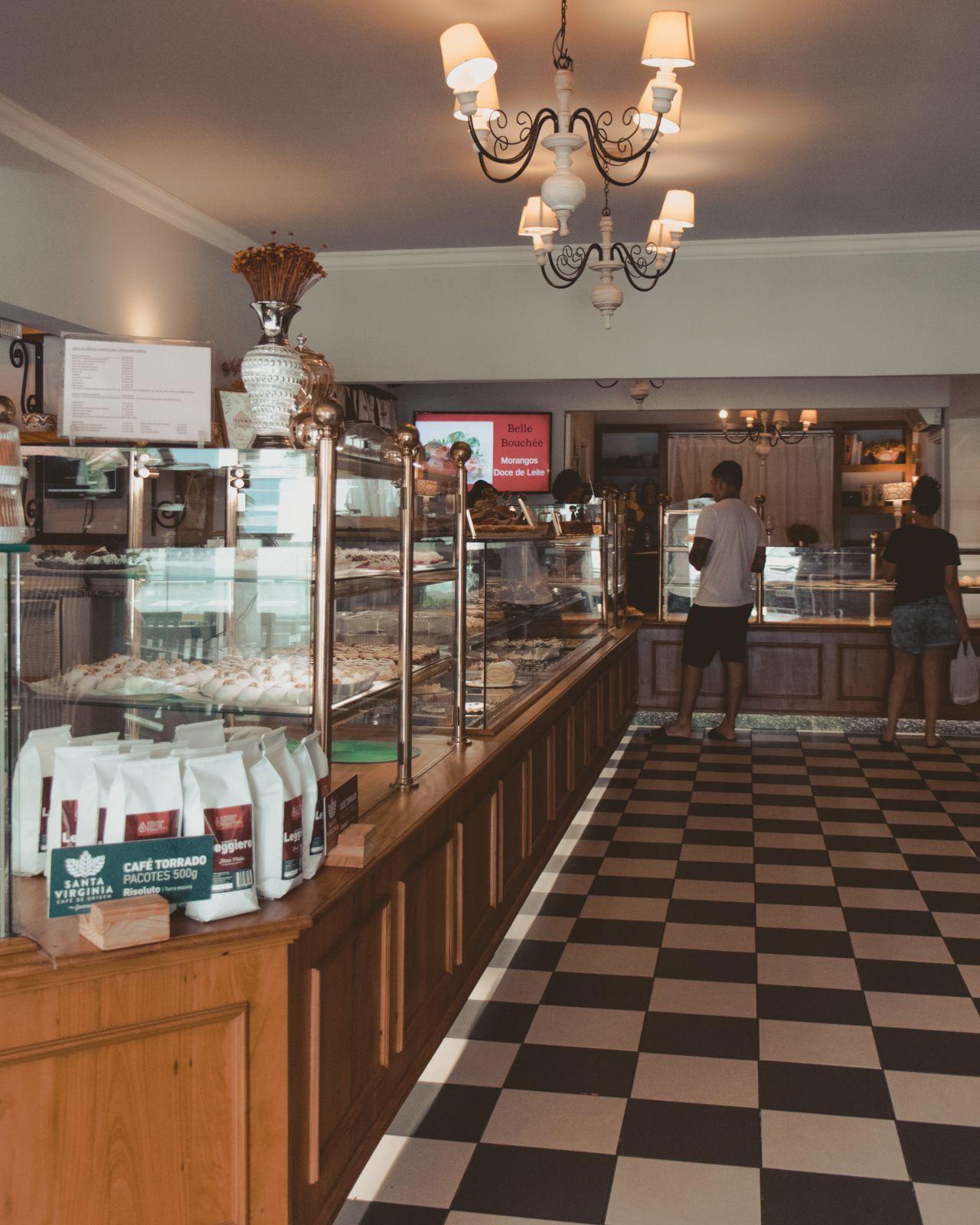 Virginia Coffee Roasters | Campinas - SP padaria alemã