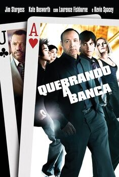 Quebrando a Banca Torrent - BluRay 1080p Dual Áudio