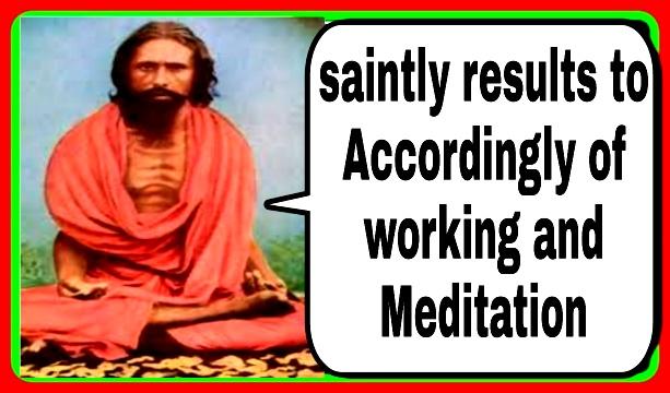 S505,  What is karma and meditation yoga according to saints --सद्गुरु महर्षि मेंहीं। कर्म और ध्यान योग पर प्रवचन करते गुरुदेव