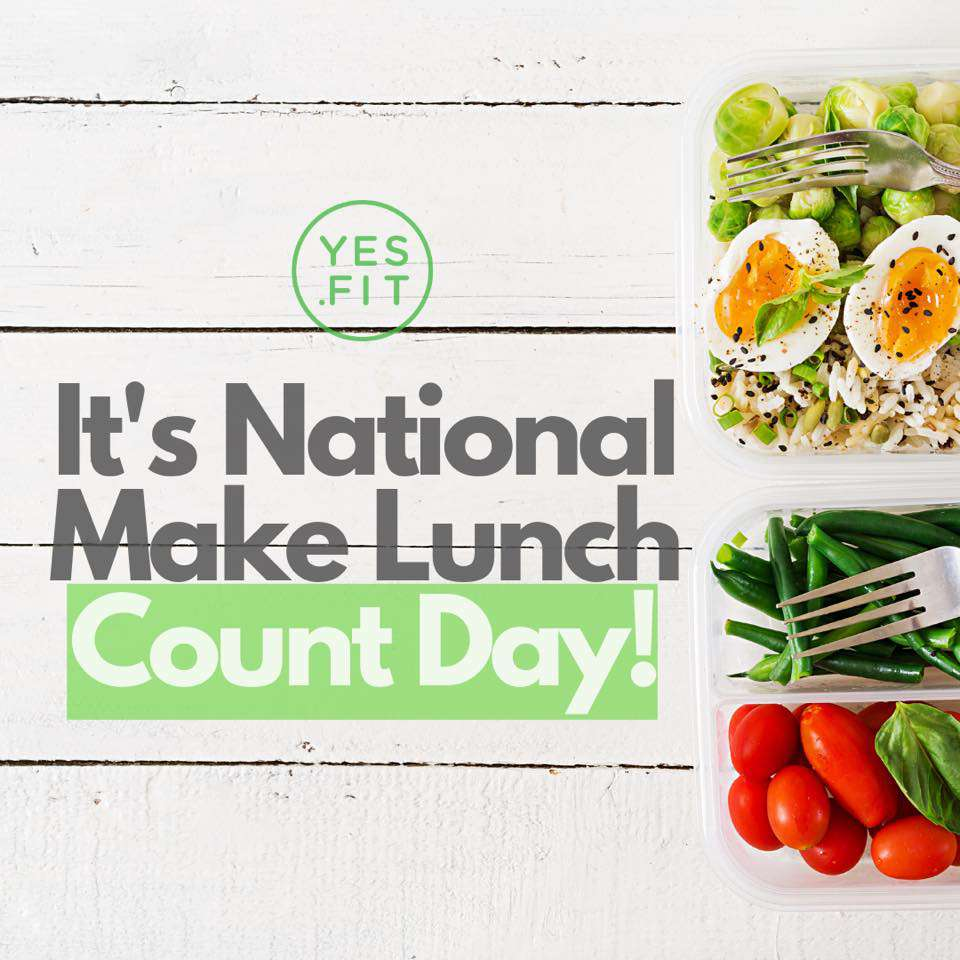National Make Lunch Count Day Wishes Pics