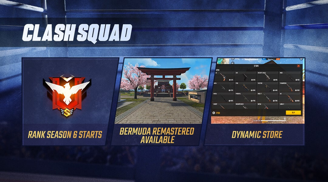 Clash Squad Free Fire