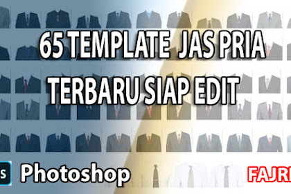 65 Template Jas Pria Pas Photo Siap Edit Gratis