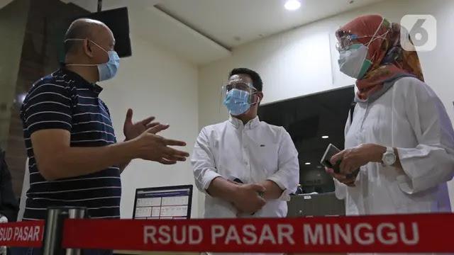 Kepala Dinas Kesehatan DKI: 13 RSUD di Jakarta Sudah Penuh Buat Pasien Covid-19