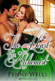The Heart of the Alchemist by Penny Wells