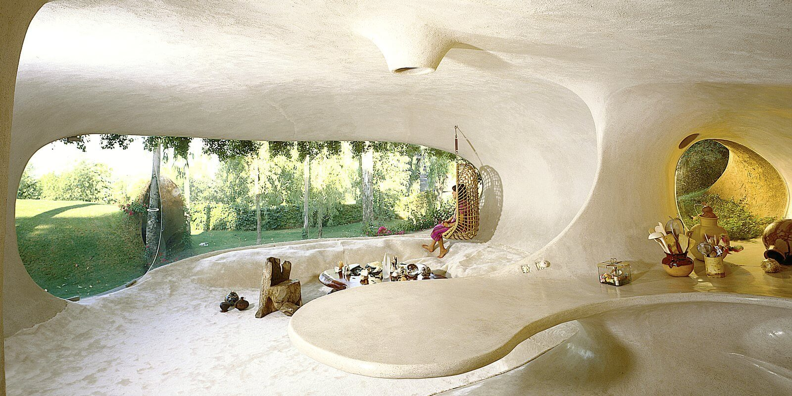 Mesmerizing Pictures Of An Underground Hobbit Style House