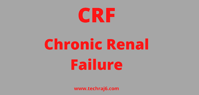 CRF full form, What is the full form of CRF