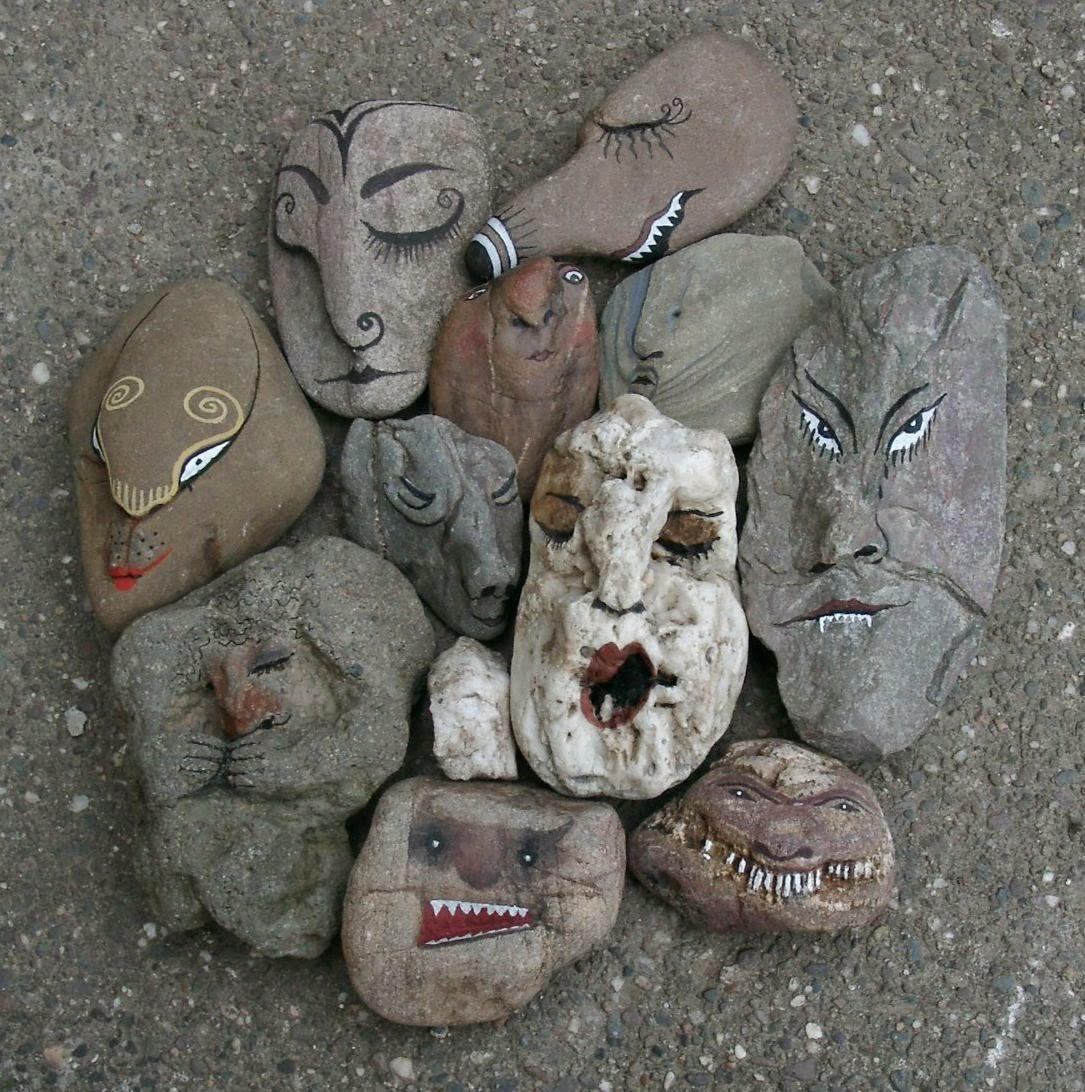 Steine Bemalen Mit Kindern Selbst De