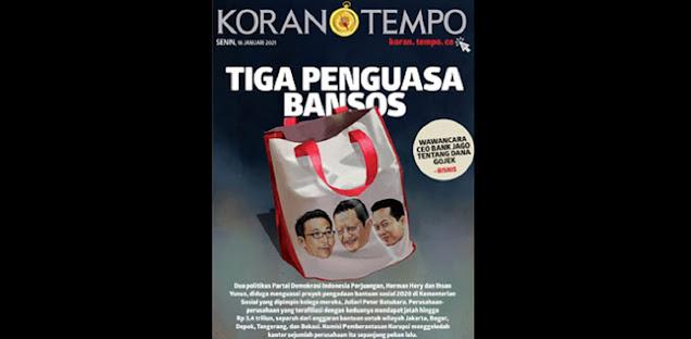 Korupsi Bansos, Pakar Pidana: Partai Politik Bisa Dibubarkan Jika Terbukti Terlibat