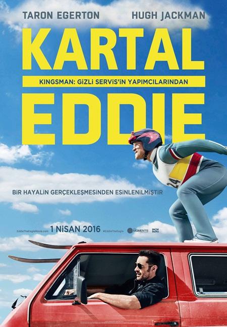 Kartal Eddie (2016) Film indir