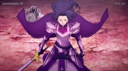 Nonton Streaming Sword Art Online: Alicization – War of Underworld Episode 6 Subtitle Indonesia