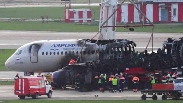 Пока выспали: пилота SSJ100обвинили вгибели людей