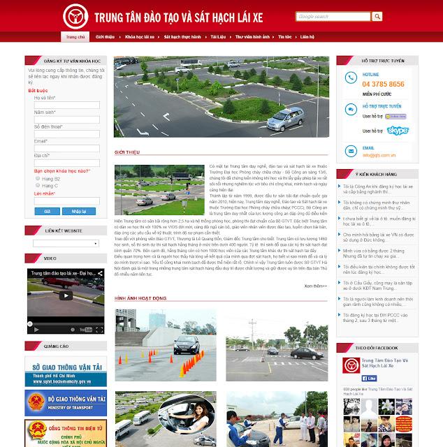 Dịch Vụ Thiết Kế Website Giáo Dục Quận 6