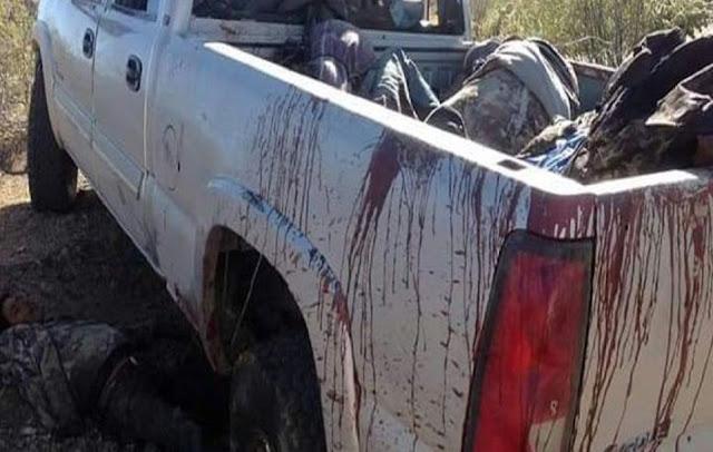 """""""Acérquense perros hijos de su chingada madre"""", Entre gritos y amenazas Sicarios del CJNG se topan contra Viagras en Michoacán, se registran varios heridos"""
