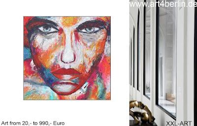 Kunst Bilder dekorieren einrichten wohnen