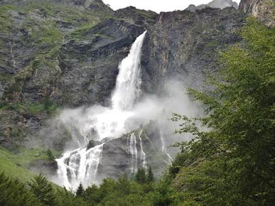 Luoghi belli da vedere : Cascate del fiume Serio (Valbondione)