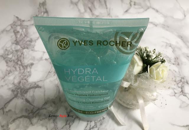 Yves Rocher yüz temizleme jeli