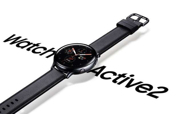 SAMSUNG unveils Galaxy Watch Active 2 with ECG, Rotating touch bezel, Tizen OS and LTE