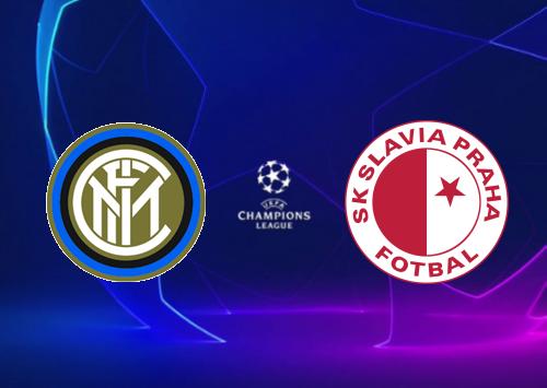 Inter Milan vs Slavia Praha Full Match & Highlights 17 September 2019