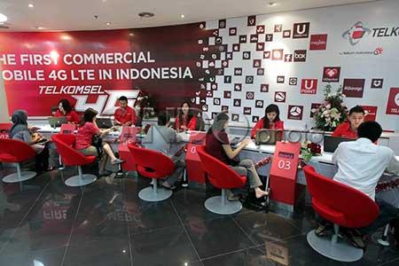 Alamat & Nomor Telepon GraPARI Telkomsel Jakarta Pusat 24 Jam