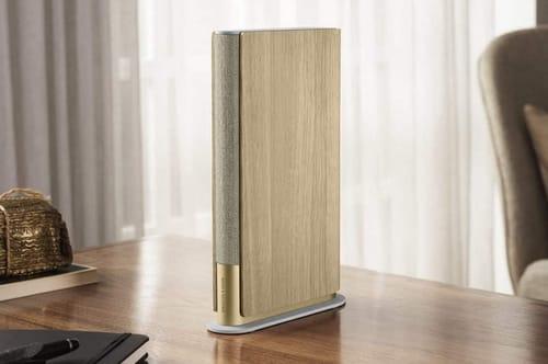 Beosound Emerge .. Book shaped speaker by B&O