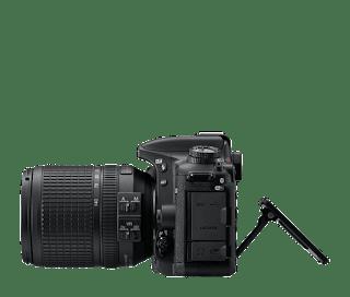Nikon D7500 Specification