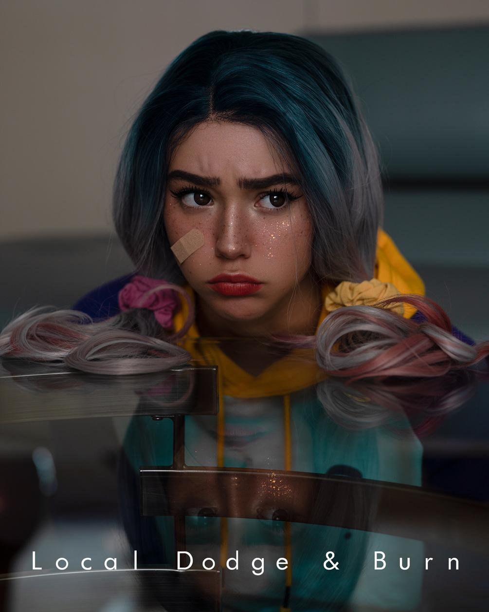 Khóa Học Chỉnh Sửa Ảnh Dành Cho Photoshop Trị Giá $120 - Geo's Retouching Tutorial + Color Action Pack Bundle with BONUS