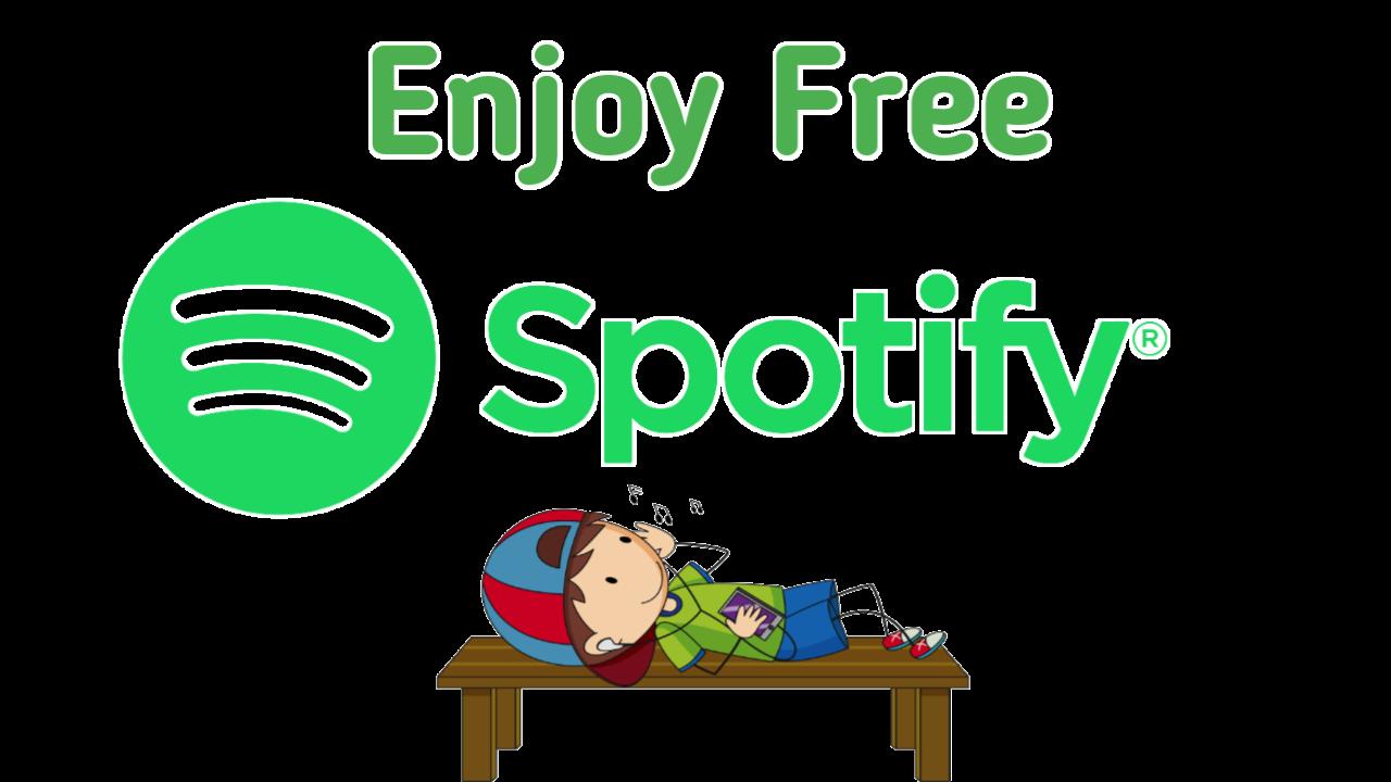 Trick to enjoy Spotify premium free for windows