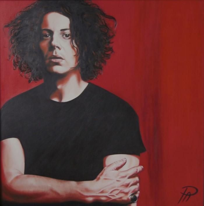 Эмоциональные портреты и фигуративные картины. Pauline Alldis