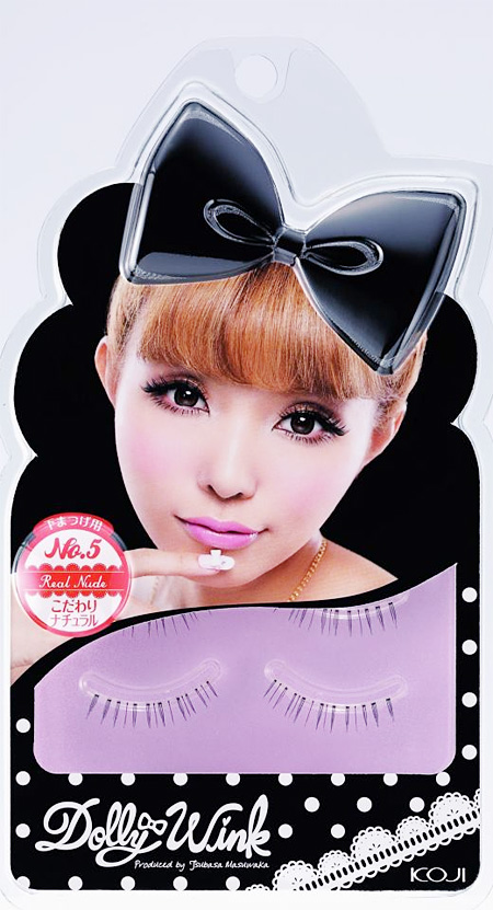 f43b1e5410e I remember when Dolly Wink was launched, their famous false lashes  instantly became crazy popular, flying off the shelves in Japan.