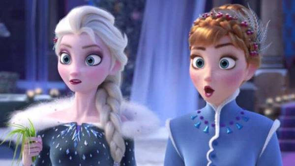 Review Film Frozen 2 (2019) Bahasa Indonesia
