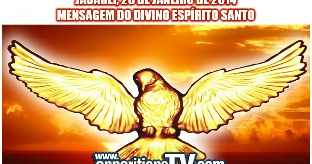 Amor Em Mensagens: JACAREÍ, 26.01.2014 -MENSAGEM DO DIVINO