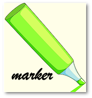 كيف أرفع تركيزي و أتخلص من التشتت - مدونة النجاح التعليمية - marker