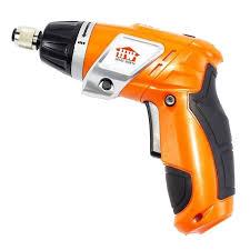 Getservice สว่านไฟฟ้า สว่านไร้สาย เครื่องมือช่าง รุ่น HW-SD01(Orange)