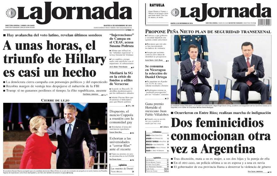 Noticias guerrer s sme peri dicos la jornada a unas for Noticias del espectaculo mexicano recientes