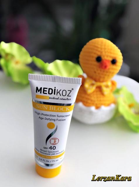 Medikoz güneş kremi