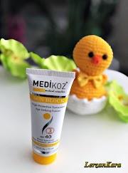 Medikoz Sun Block Güneş Koruma Kremi Spf40