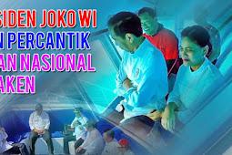 Presiden Jokowi Ingin Percantik Taman Nasional Bunaken