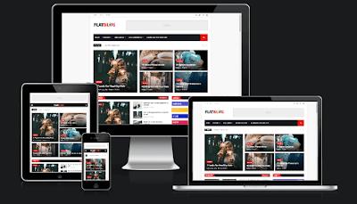 FlatBlog Premium Blogger Template Free