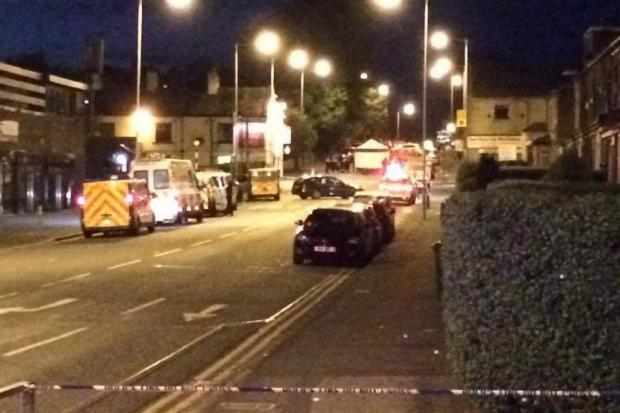 BREAKING Man arrested over fatal hit-and-run in Idle Road, Eccleshill
