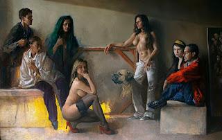 Darío Ortiz artistas Colombianos