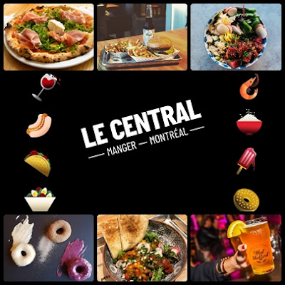 Le Central: nouveau lieu de la gastronomie sur le pouce